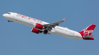 N922VA - Airbus A321-253N - Virgin America