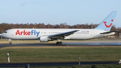 PH-AHX - Boeing 767-383(ER) - ArkeFly