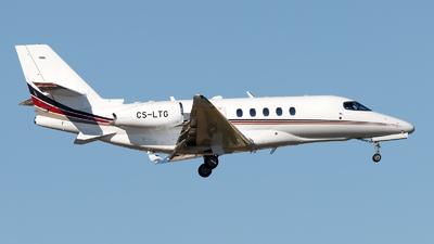 CS-LTG - Cessna Citation Latitude - NetJets Europe