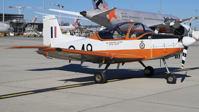 VH-PTM - New Zealand Aerospace CT-4A Airtrainer - Private