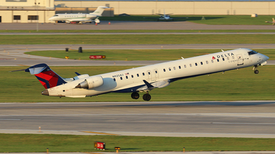 N925XJ - Bombardier CRJ-900ER - Delta Connection (Endeavor Air)