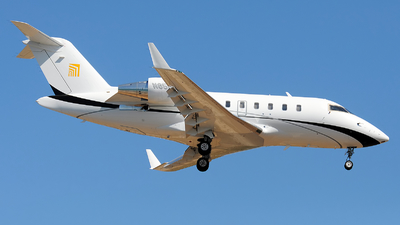 N855JC - Bombardier CL-600-2B16 Challenger 605 - Private