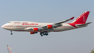 A picture of VTESO - Boeing 747437 - Air India - © Rohit Pitale Aviation Photography