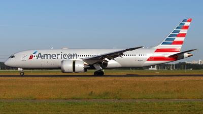A picture of N815AA - Boeing 7878 Dreamliner - American Airlines - © Marcel Schmidt