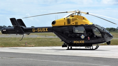 A picture of GSUSX - McDonnellDouglas MD900 - [90000065] - © Glyn Charles Jones