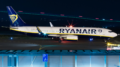 A picture of EIENV - Boeing 7378AS - Ryanair - © Holm H