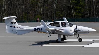 N42T - Diamond DA-42T  - USATS - US Aviation Training Solutions