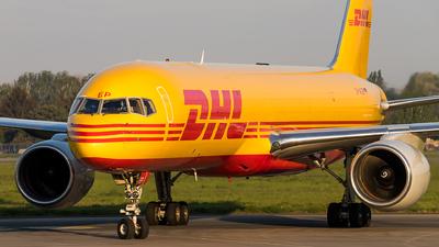 D-ALEP - Boeing 757-2Q8(PCF) - DHL (European Air Transport)