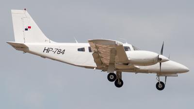 HP-784 - Piper PA-34-220T Seneca III - Private