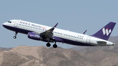B-1629 - Airbus A320-232 - West Air