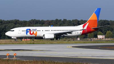 SU-TMN - Boeing 737-86N - FlyEgypt