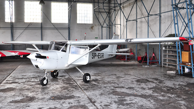 SP-EGR - Reims-Cessna F150G - Private