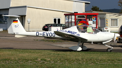 D-EVOO - HOAC DV-20-100 Katana - Rhein-Mosel-Flug