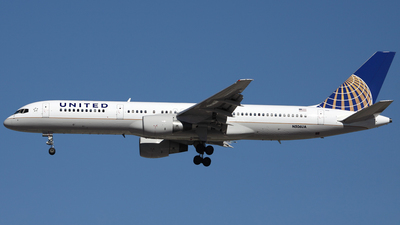 N506UA - Boeing 757-222 - United Airlines