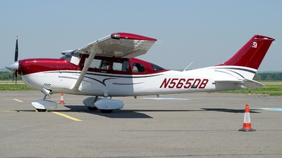 N565DB - Cessna T206H Turbo Stationair - Private Air