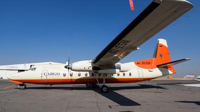 D2-ESN - Fokker F27-500F Friendship - SJL Aeronautica Cargo