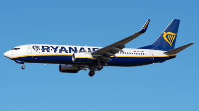 SP-RSH - Boeing 737-8AS - Ryanair Sun
