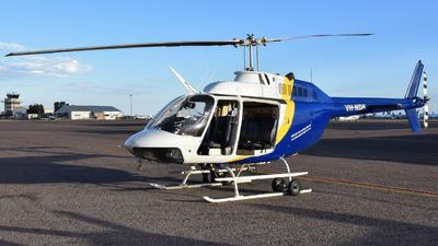 VH-NDK - Bell 206B JetRanger III - Alice Springs Helicopters