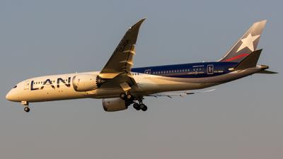 CC-BGH - Boeing 787-9 Dreamliner - LAN Airlines