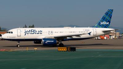 N729JB - Airbus A320-232 - jetBlue Airways