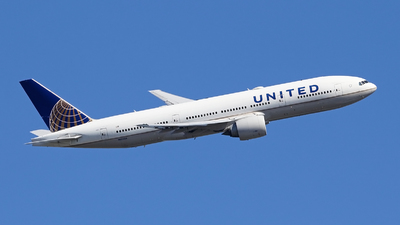 N69020 - Boeing 777-224(ER) - United Airlines