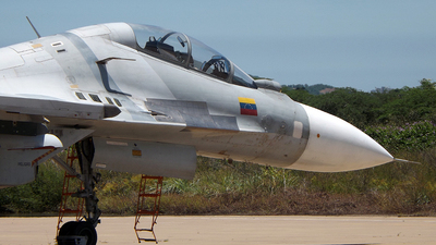 0962 - Sukhoi Su-30MK2 - Venezuela - Air Force