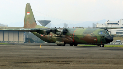 A-1328 - Lockheed L-100-30 Hercules - Indonesia - Air Force