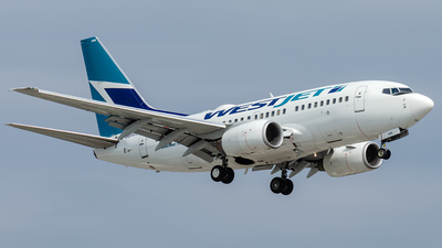 C-GBWS - Boeing 737-6CT - WestJet Airlines