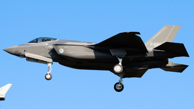 F-022 - Lockheed Martin F-35A Lightning II - Netherlands - Royal Air Force