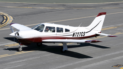 N727CS - Piper PA-28R-201T Turbo Cherokee Arrow III - Private