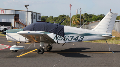 N56343 - Piper PA-28-140 Cherokee - Private