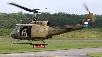 N624HF - Bell UH-1H Iroquois - Army Aviation Heritage Foundation