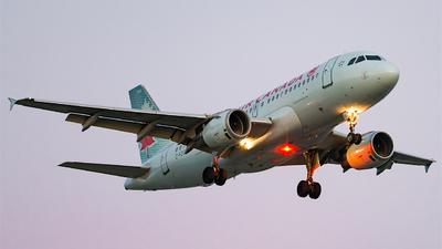 C-FZUL - Airbus A319-114 - Air Canada