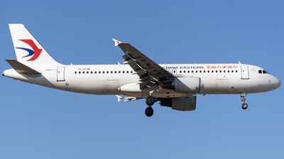 B-6798 - Airbus A320-214 - China Eastern Airlines
