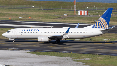A picture of N11206 - Boeing 737824 - United Airlines - © p_t_kin