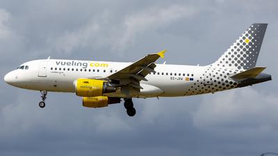 EC-JXV - Airbus A319-111 - Vueling