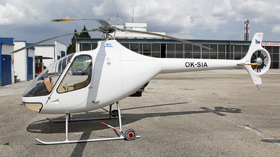 A picture of OKSIA - Guimbal Cabri G2 - [1215] - © Dominik Burger
