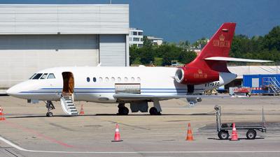 VT-ARO - Dassault Falcon 2000 - Private