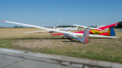 SP-3349 - SZD 51-1 Junior - Aero Club - Leszczyñski