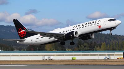 C-FSLU - Boeing 737-8 MAX - Air Canada