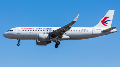B-302W - Airbus A320-251N - China Eastern Airlines