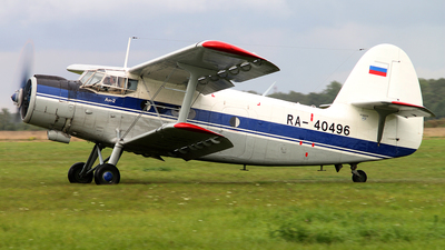 RA-40496 - PZL-Mielec An-2R - Private
