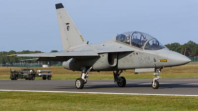 MM55217 - Alenia Aermacchi T-346A - Italy - Air Force