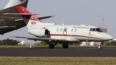 FAB6052 - Raytheon Hawker IU-93A - Brazil - Air Force