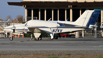 N2VV - Beechcraft 58TC Baron - Private