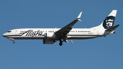 N407AS - Boeing 737-990ER - Alaska Airlines