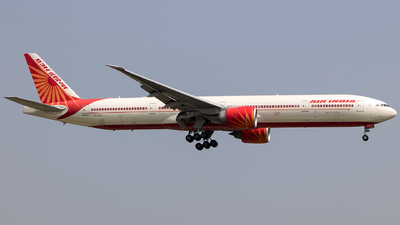 A picture of VTALL - Boeing 777337(ER) - Air India - © Aneesh Bapaye
