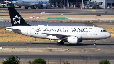D-AILP - Airbus A319-114 - Lufthansa CityLine
