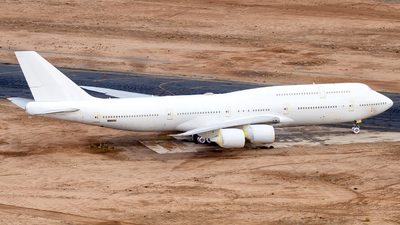 A picture of N894BA - Boeing 74785M - Boeing - © Hector Rivera - Puerto Rico Spotter
