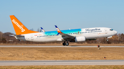 A picture of CGKVU - Boeing 73786N - [38025] - © Michael MacLeod